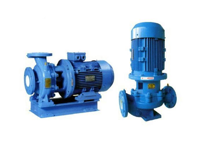 立式热水管道泵型号_卧式热水管道泵价格