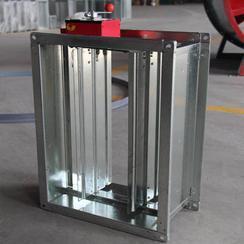厂家直销耐高温3C排烟防火阀规格全可定做