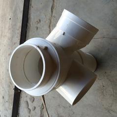 PVC 漩流降噪特殊单立管管件