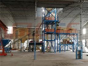 GZP立式板材砂生产线