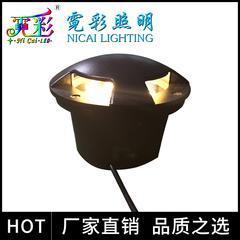 霓彩 LED四透光地埋灯墙角灯3/5W NC-MDD-4506