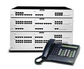 阿尔卡特程控交换机OXO 集团电话交换机安装 数字交换机维护