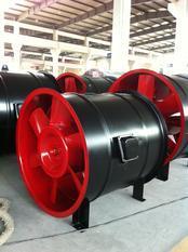 消防排烟风机 高温排烟风机 轴流式排烟风机