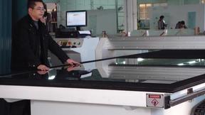PQ2418-z直线异型玻璃切割机