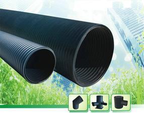 联塑HDPE增强中空缠绕管