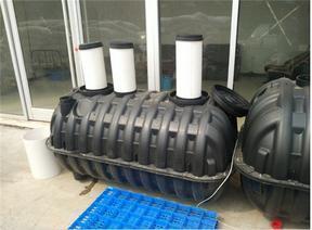 临沂三格式塑料化粪池1.0方