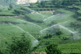 农场灌溉喷灌系统