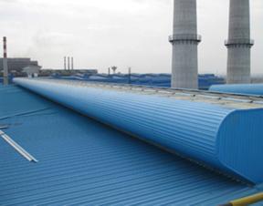 流线型屋顶通风器
