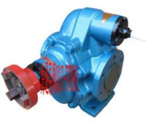 2CY4.2/2.5型增压齿轮油泵
