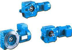 S系列斜齿轮蜗轮蜗杆减速机