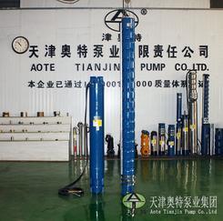 专业生产深井潜水泵,茶园用QJ深井潜水电泵