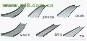 安久美金属结构穹顶铝镁锰65-430