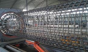 最实用数控钢筋笼滚焊机 FH2500