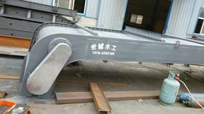 不锈钢回转清污机回转式格栅清污机工作原理