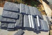 黑色花岗岩地坪铺装/墙石建筑 GCWB783