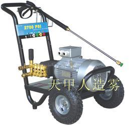 TJP-GC手推式高压柱塞泵