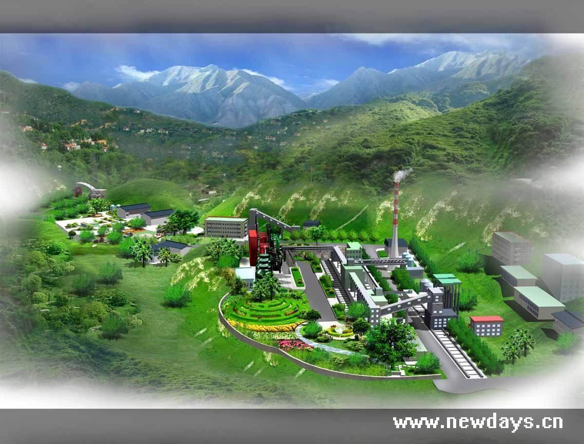 河源,阳江,云浮工厂园林设计公司