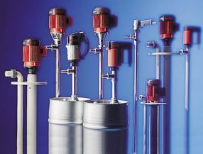 德国FLUX-插桶泵