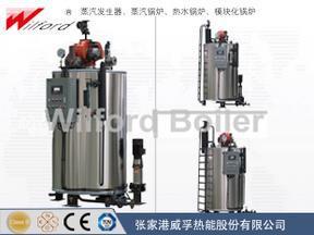 燃油锅炉图片