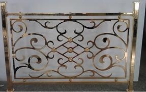 铜楼梯 配件直销不锈钢栏杆配件