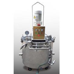 电池浆料中转罐及换桶支架【红运机械】
