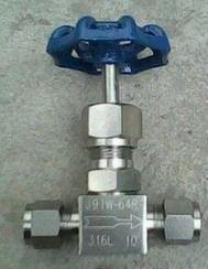 J91W卡套式针型阀/不锈钢针型阀