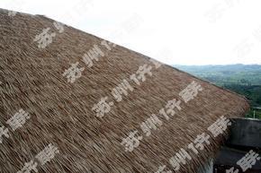 现代茅草屋顶材料—全球茅草专家