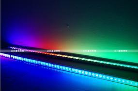防水led轮廓灯,led铝材灯体护栏管