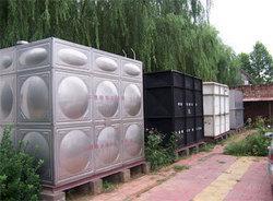 消防水箱 北京麒麟消防水箱公司