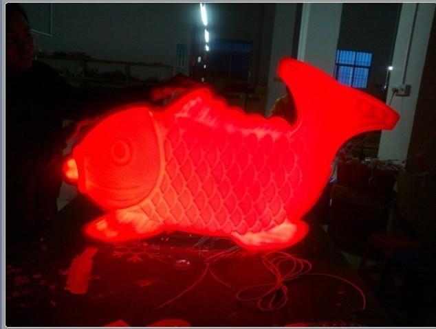 led动物灯/led街道景观装饰灯/led艺术灯/路灯杆装饰