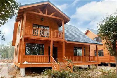 木屋设计 木屋修建 木屋厂家