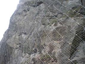 GAR1型热镀锌钢丝绳网
