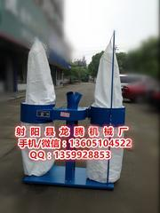 江苏布袋吸尘器型号昆山移动式布袋吸尘器双桶木工机械