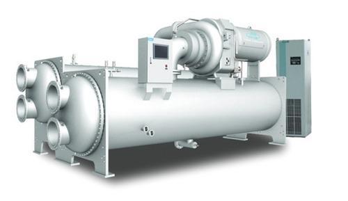 美的中央空调变频离心式冷水机组