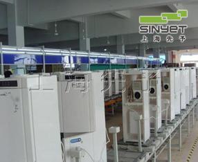 饮水机生产线|净水器组装线|热水器检测线|自动化流水线