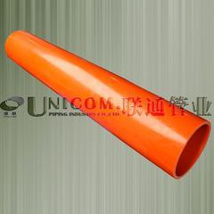 MMT-HFCM电力电缆保护管 MMT实壁电力保护管