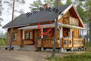 木屋、木结构房子、定制木屋