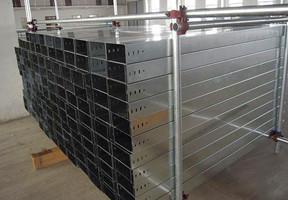 热镀锌电缆桥架400x100x1.5规格