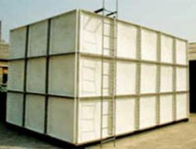 玻璃钢、镀锌钢板水箱