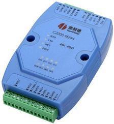 4路开关量转以太网,IO信号主动上传模块