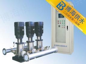 恒压供水设备解决高层建筑供水难题