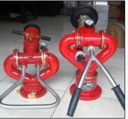 手动固定式PS消防水炮