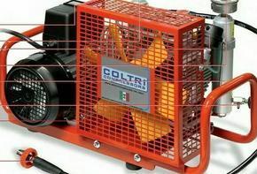 高压呼吸空气充填泵MCH6/ET