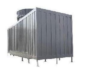 矩形横流式冷却塔_横流式冷却塔生产