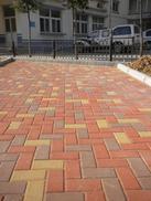 建菱砖,舒布洛克砖,彩色路面砖,荷兰砖