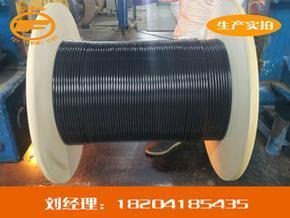 ADSS 48b1 200M AT护套 自承式电力光缆 非金属架空