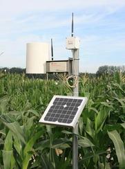 迈特斯无线土壤墒情监测系统