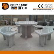 弧形长凳圆桌子GCF4003