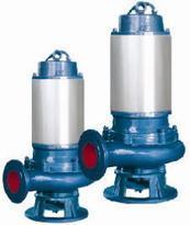 JYWQ型自动搅匀潜水排污泵