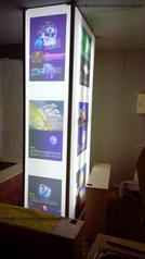 软膜印花 广告软膜灯箱UV图案
